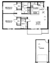 420-03 <b>2 MONTHS FREE RENT WITH 14 MONTH LEASE</b>